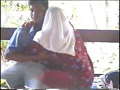 interracial rubia esposa y creampie.