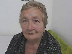 Pervert abuela italiana