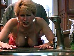 seductora cougar haciendo lo mejor sabe! #15