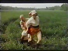 comedia sexual divertida del vintage alemán 2 ruso