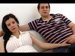embarazada esposa española compartida